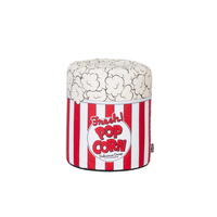 Woouf Popcorn Bean Bag w/ Polyester Removable Cover