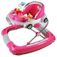Pink Car Baby Walker  Rocker or Activity Centre