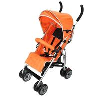 Aussie Baby Stroller with 2 Position Layback Orange