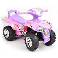 Kids Mini Ride On Car ATV Sports Quad Bike in Pink