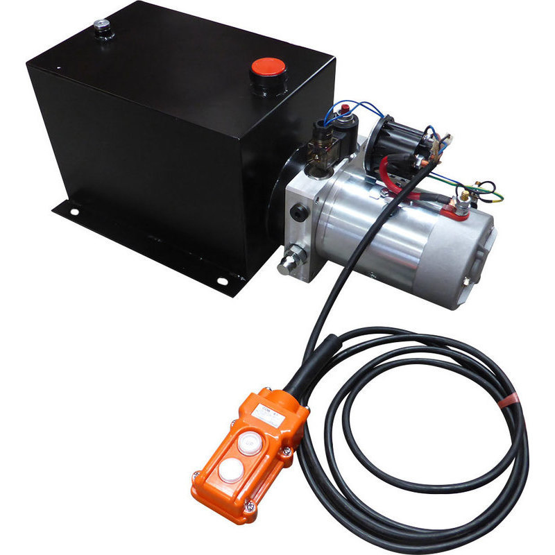 Hydraulic Pump Power Pack Unit 3200psi 12v Buy Water Pumps