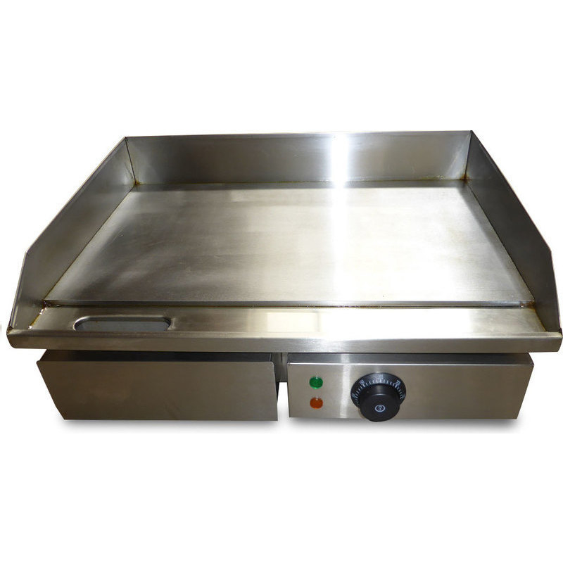Stainless Steel Electric Hot Plate Griddle 240v Buy Griddles