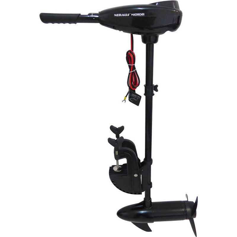 Quiet electric outboard trolling motor engine 86lb buy for Trolling motor on sale