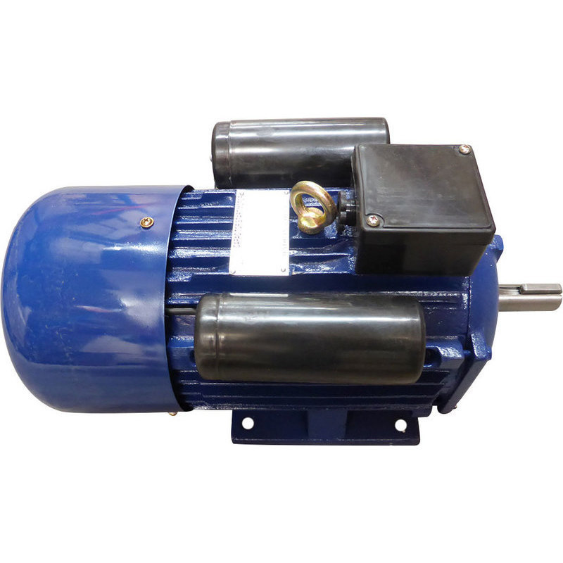 Single phase enclosed electric motor 3hp 3kw buy small for 20 hp single phase motor