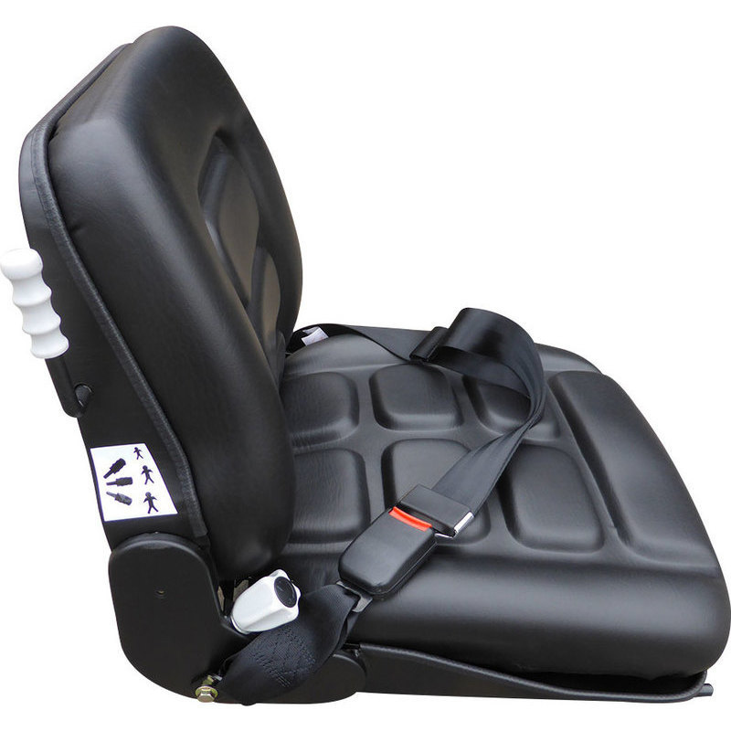 Adjustable Pvc Tractor Forklift Seat W Seat Belt Buy