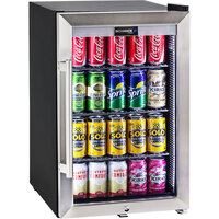Schmick Triple Glazed Outdoor Glass Bar Fridge 70L