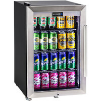 Schmick Triple Glazed Outdoor Mini Bar Fridge 70L