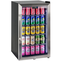 Schmick Alfresco Double Low E Glass Door Bar Fridge