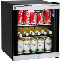 Schmick Tropical Glass Door Mini Bar Fridge 50L