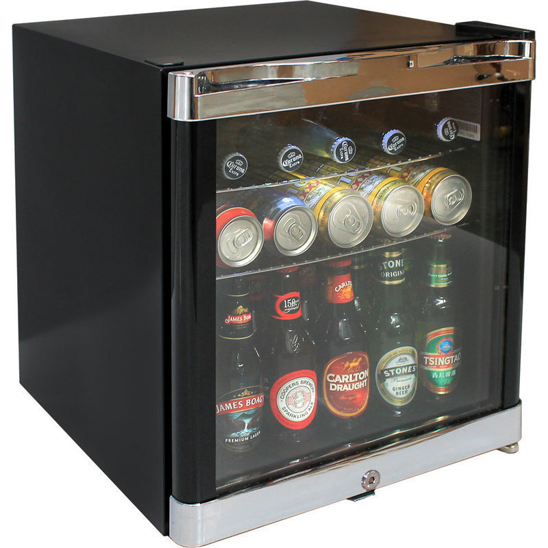 Schmick Tropical Glass Door Mini Bar Fridge 50l Buy Bar Fridges