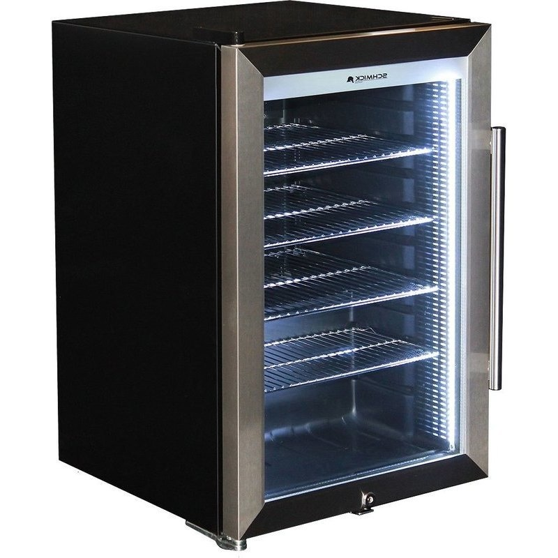 Schmick Glass Left Hinge Commercial Bar Fridge 70l Buy