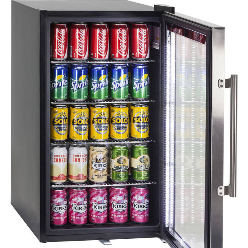 Schmick Alfresco Double Low E Glass Door Bar Fridge Buy
