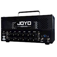 Joyo Mjolnir Dual Channel Guitar Head Tube Amp 15W