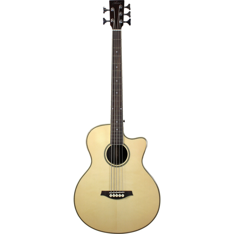 artist 5 string acoustic bass guitar with equalizer buy bass guitars. Black Bedroom Furniture Sets. Home Design Ideas