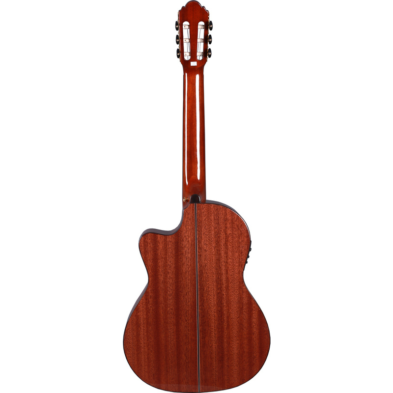 Artist Classical Guitar With Cutaway And Equalizer Buy
