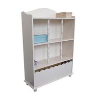 Jasmine Girls Kids Decorative Cabinet in Beige