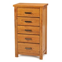 Broken Hill Mountain Ash Timber Lingerie Chest