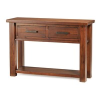 Big River Hardwood Acacia Wooden Hall Table 1.2m