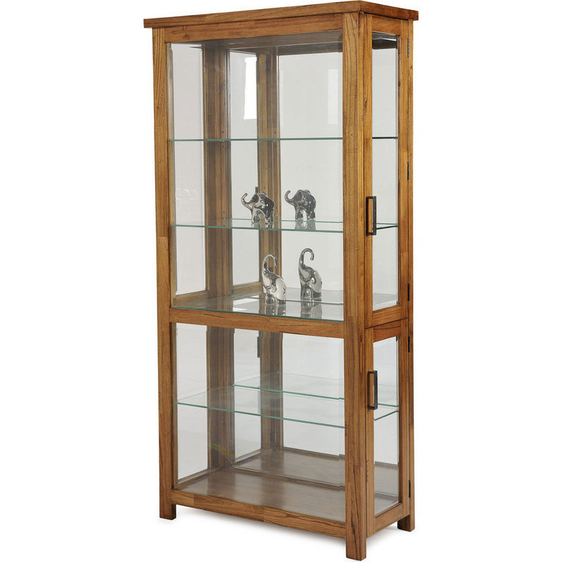 broken hill mountain ash timber glass display unit