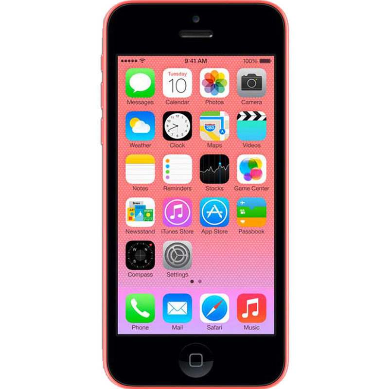 apple refurbished iphone 5c in pink 16gb buy iphone 5. Black Bedroom Furniture Sets. Home Design Ideas