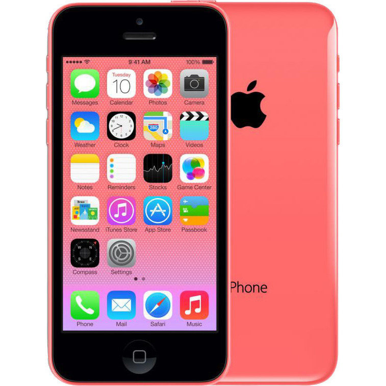 apple refurbished unlocked iphone 5c in pink 32gb buy. Black Bedroom Furniture Sets. Home Design Ideas