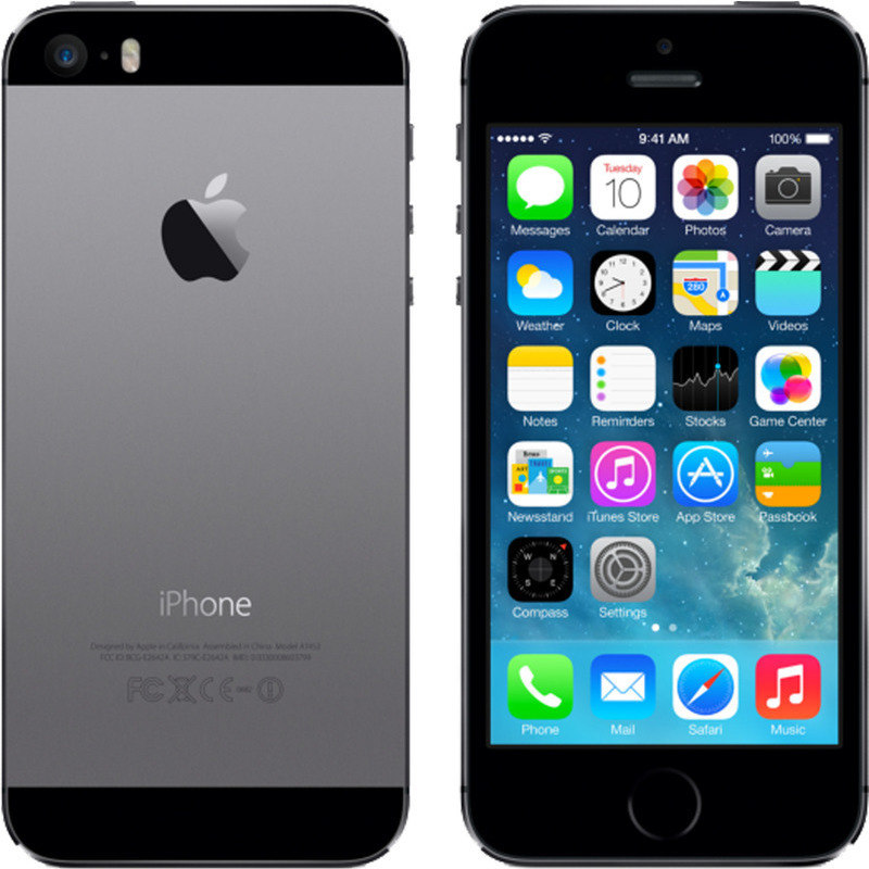 iphone 5s 16gb used refurbished apple iphone 5s in space grey 16gb buy iphone 5 1275