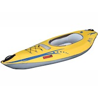 Firefly Inflatable Kayak with Carry Bag in Yellow