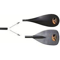 Switch It SUP Paddle with Wide and Tear Drop Blades