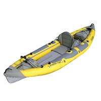 StraitEdge Angler Inflatable Fishing Kayak with Bag