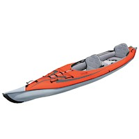 AdvancedFrame Convertible Inflatable Kayak with Bag