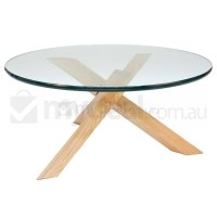Replica Petar Zaharinov Puzzle Coffee Table Natural