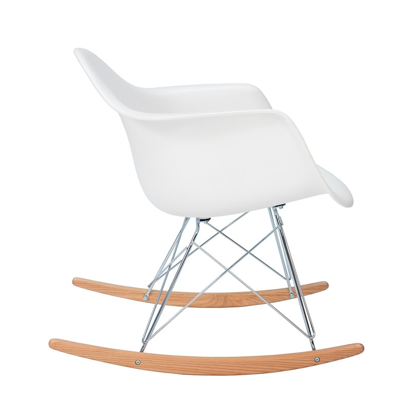 Eames Rocking 364653 Chairs ChairWhite Rar Buy Replica dorCeBx