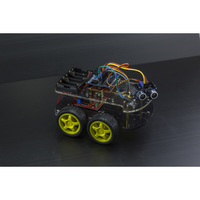 Arduino Uno 4WD Ultrasonic & Line Tracer Robot Kit