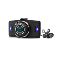 Full HD Dual In Car Dash Cam Video Camera 1080p