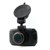 Full HD In Car Dash Camera with GPS Module 1296p
