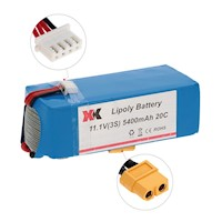 XK X380 RC Drone Rechargeable Lithium Battery 11.1V