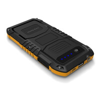 Lithium Jump Starter & Power Bank in Black 12V 400A