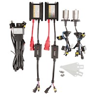 H4 High & Low HID Vehicle Headlight Conversion Kit