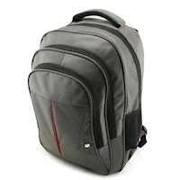 Oxford Fabric Laptop Bag Backpack in Grey 15inch