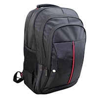 Oxford Fabric Laptop Bag Backpack in Black 15inch