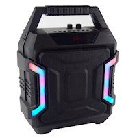 Wireless Portable Bluetooth Speaker in Black 10W