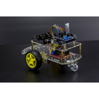 DIY Arduino 2WD Wireless Bluetooth Car Robot Kit