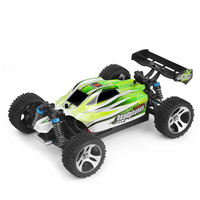 1:18 4WD Off Road RC Buggy Car with Brush Motor