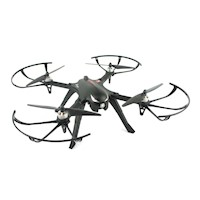 RC Drone Quadcopter with Brushless Motor in Black