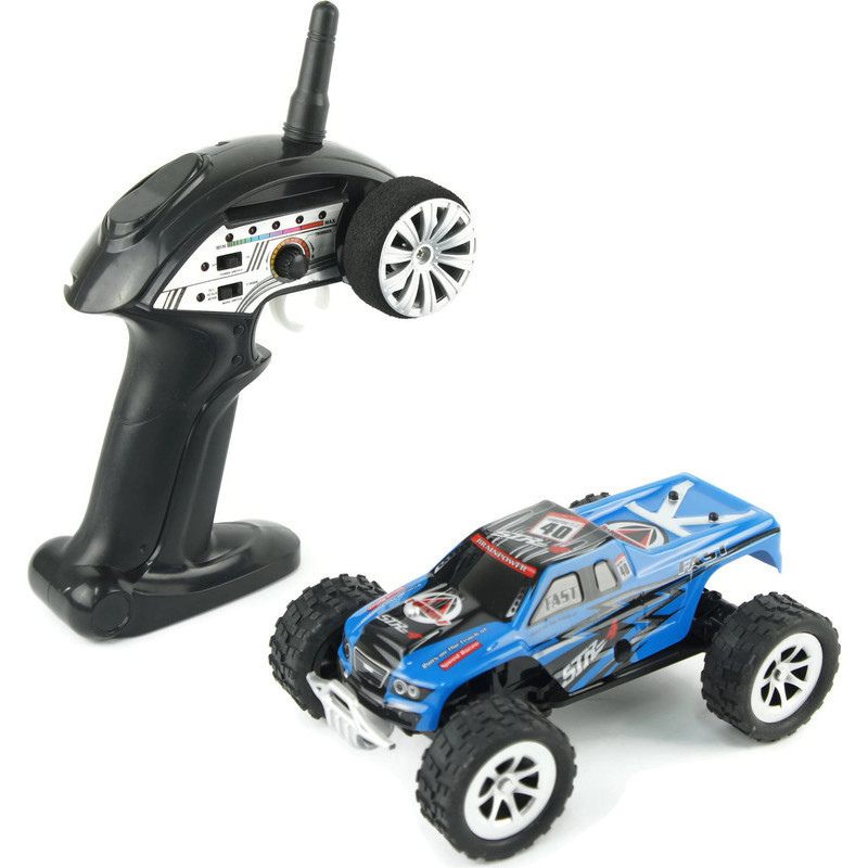 2wd mini brush motor remote control truck car 1 24 buy. Black Bedroom Furniture Sets. Home Design Ideas