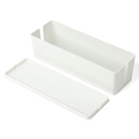 Orico ABS Cable Management Storage Box in White
