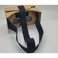 Google Cardboard V2 3D Virtual Reality Glasses