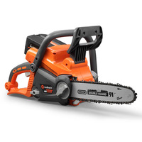 Redback Rear Handle Cordless Electric Chainsaw 16in