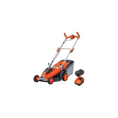 Redback Cordless Electric Lawn Mower w/ Battery 6Ah