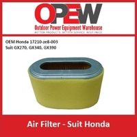 New Lawn Mower Air Filter Honda AIR-1326 OEM 17211-ZE8-003 Suits GX270 GX340 GX390
